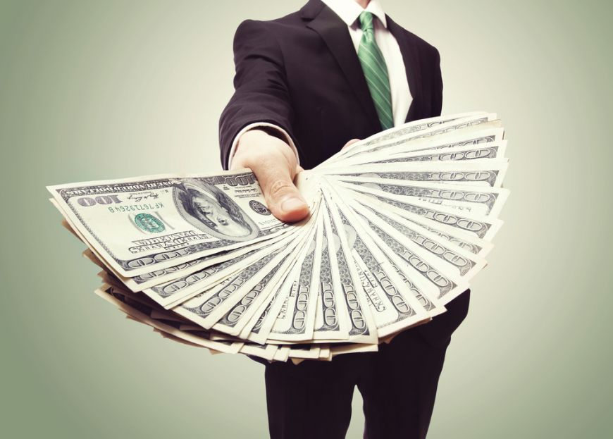 Moneyinhand