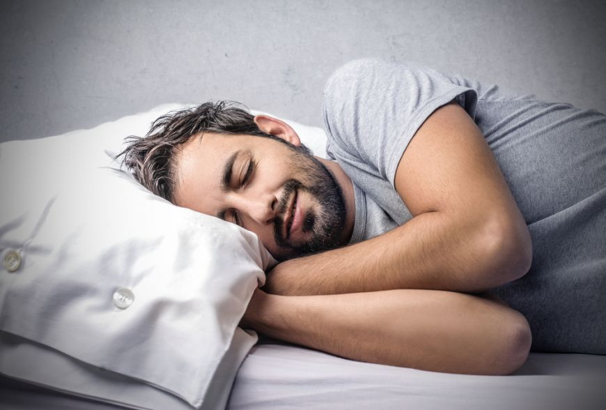 Sleeping Happy