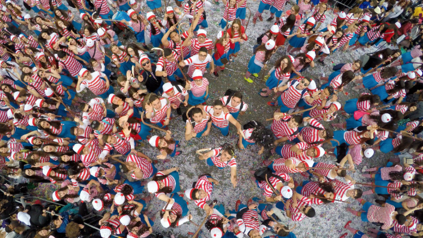 Where Is Wally