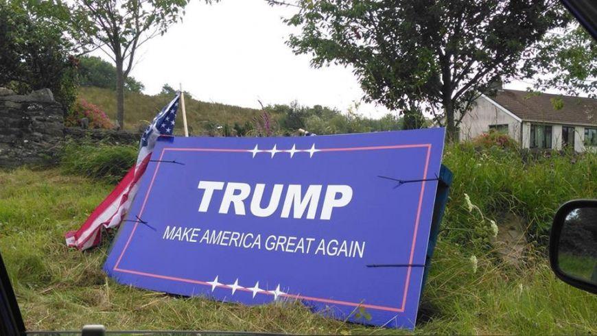 Trump Sign Main