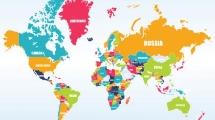 QUIZ: Can You Name These 15 Countries By Their Shape Alone ...