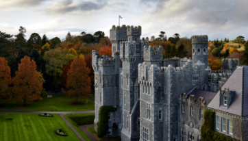 12 beautiful Irish castles you can stay overnight in