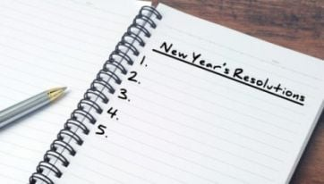 22 New Year's Resolutions That Are Actually Easy To Keep And Will Change Your Life