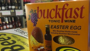 Hurry Up — There Were 2,000 Orders For The Buckfast Easter Egg In ONE DAY