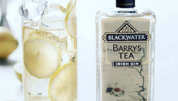 Ginfluenced: Did You Know You Can Get Barry's Tea Gin?