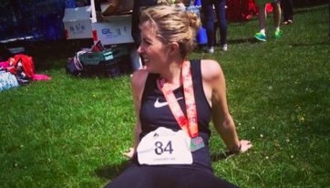 PODCAST: Emily Glen On Staying Motivated To Get Out and Run