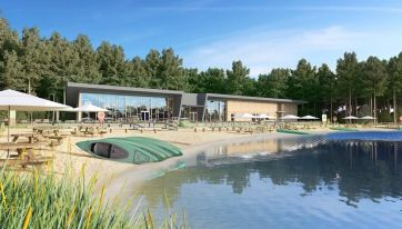 Center Parcs Longford Forest Has Announced Its Official Opening Date