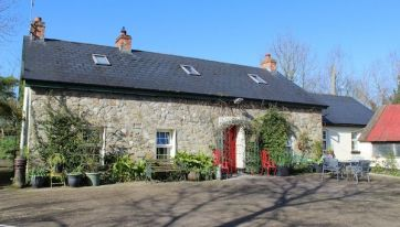 Idyllic Donegal Cottage Is Up For Sale With Its Own Eight-Acre Go Karting Track