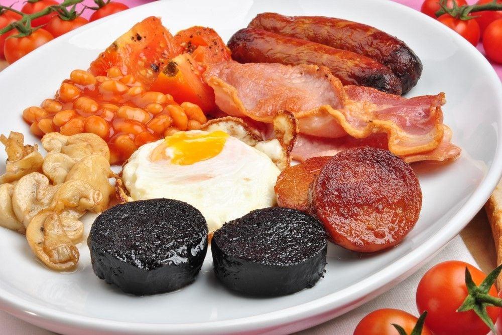Tipp full irish breakfast