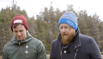 PODCAST: JP McMahon takes on a stunning Mayo walking trail