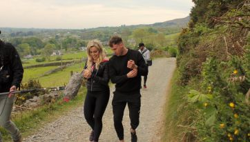 PODCAST: Anna Geary Walks the Slieve Foye Loop and Talks Women In Sport