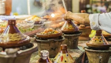 Where to get unbelievable Moroccan food in Galway