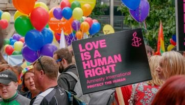 Same sex marriage and abortion will be legal in Northern Ireland at midnight