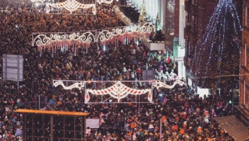 Here's when the Christmas lights will be switched on in Limerick