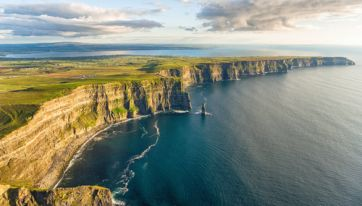 Four Irish finalists named in European tourism awards