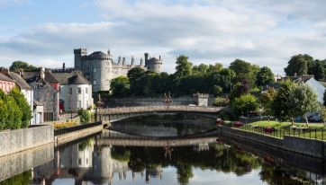 Travel + Leisure has included Kilkenny in its top five most haunted places in Europe list