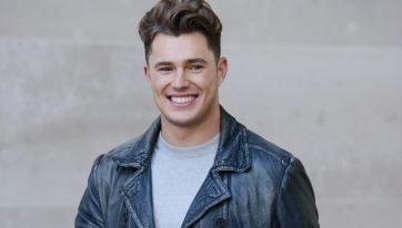 Love Island's Curtis Pritchard quits Dancing With The Stars