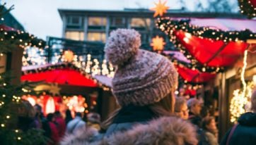 Belfast's Christmas Market returns this weekend