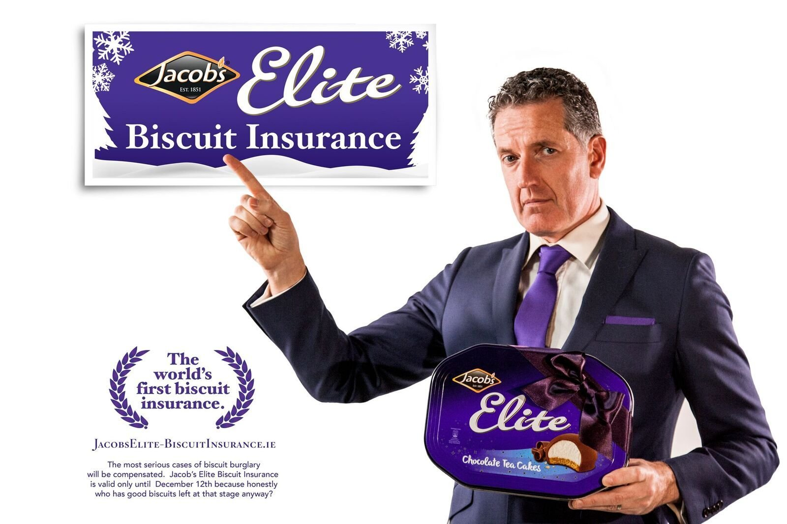 Jacobs biscuit insurance