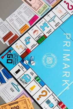 Penneys board game