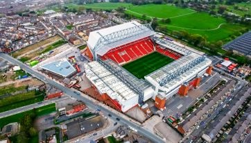 Liverpool FC are looking into possibility of hosting GAA games at Anfield