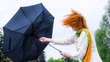 Storm Atiyah to affect parts of Ireland this weekend