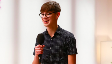 Robbie from Galway melts hearts in audition for X Factor: The Band