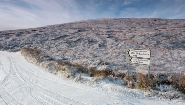 Temperatures in Ireland set to plummet to -3 this weekend