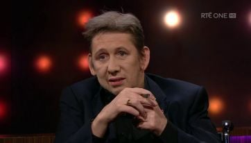 Line-up announced for Late Late Show Shane MacGowan special