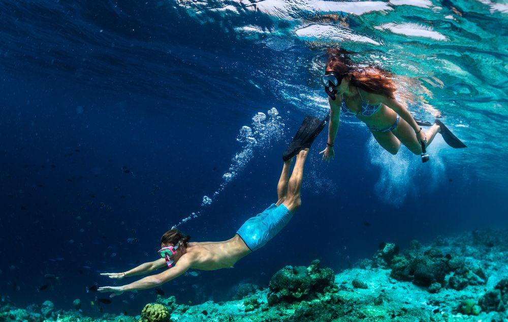 Aer Lingus sunshine adventures scuba diving