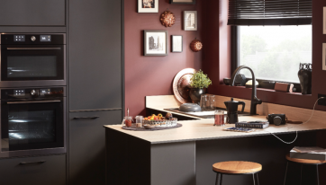 We're living for this gorgeous new affordable kitchen range