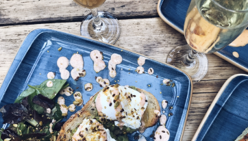 This Cork cafe does a mean boozy brunch