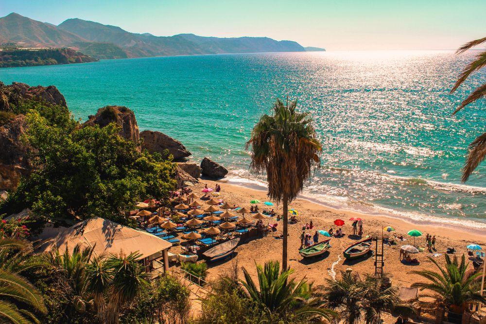 Nerja, Malaga sunny holidays