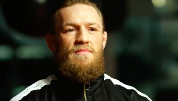 Conor McGregor admits he let people down