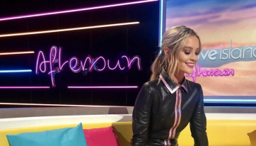 Laura Whitmore joins this year's islanders and adds a 'gh' to her name
