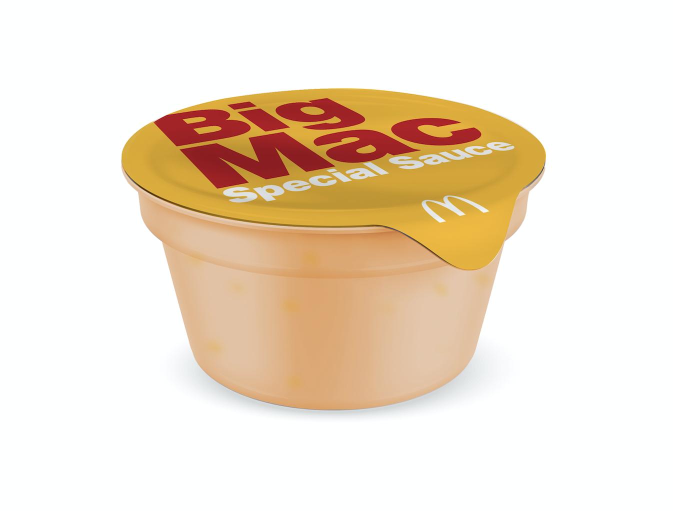 Big Mac sauce