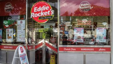 Kids eat for free in Eddie Rockets this Friday
