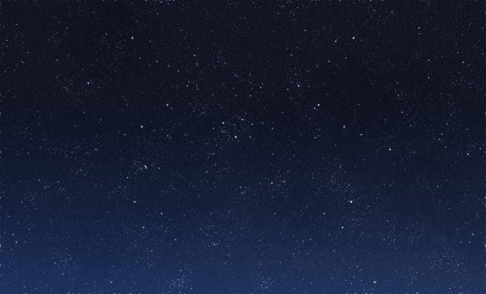night walk in Achill
