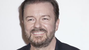 Ricky Gervais humble in defeat to 'Mrs Brown's Boys' at the NTA Awards