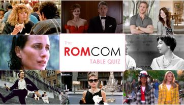 The Black Gate is hosting a rom-com quiz and that's reason enough to re-watch all your faves