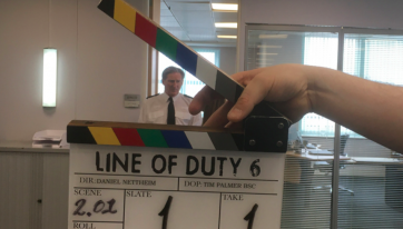 Filming for Line Of Duty series six is underway and the BBC has teased some images