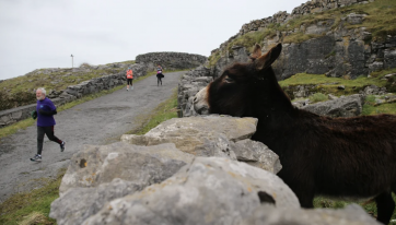 Why the Inis Iron Meain needs to be on your fitness bucket list this year