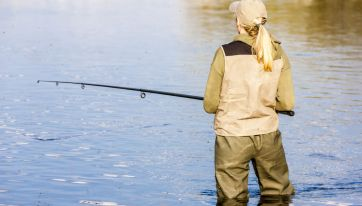A series of female only fishing courses will take place across Ireland this spring and summer