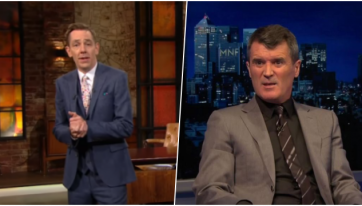 Roy Keane leads intriguing Late Late Show line-up this Friday