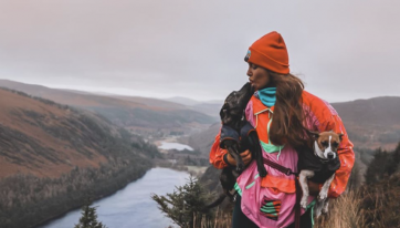 Roz Purcell confirms details of international Hike Life trip