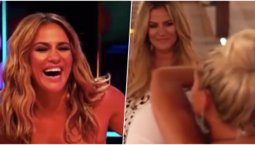ITV paid a lovely tribute to Caroline Flack during Love Island live final