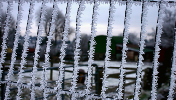 A snow/ice warning has been issued for Ireland