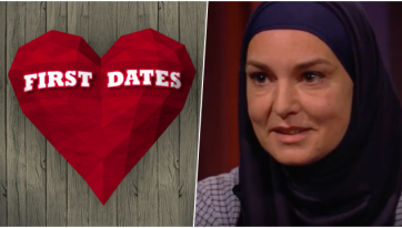 Sinead O'Connor might be appearing on the next series of First Dates