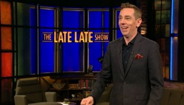 Ryan Tubridy announces details of unique Late Late Show ahead of Paddy's Day