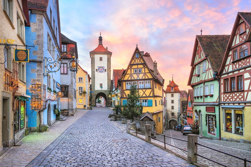 Rottenburg, Germany - places to visit before they're rammed with tourists